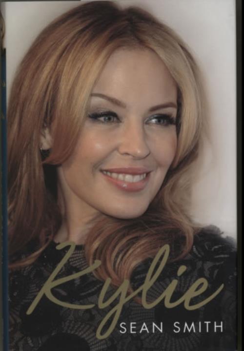 Kylie Minogue Kylie book UK KYLBKKY601645