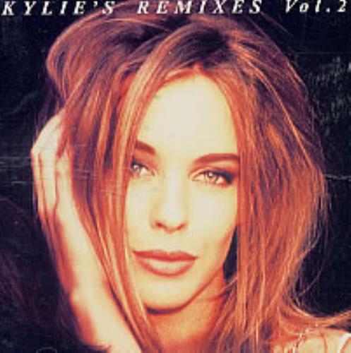 Kylie Minogue Kylie's Remixes Volume 2 CD album (CDLP) Japanese KYLCDKY210744