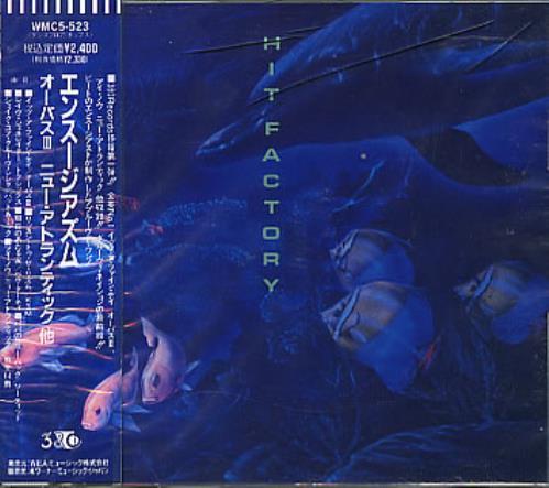 Kylie Minogue Listen To The Rhythm - on Hit Factory CD CD album (CDLP) Japanese KYLCDLI292349