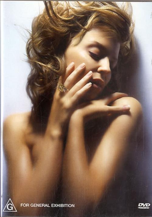 Kylie Minogue Love At First Sight DVD Australian KYLDDLO216734