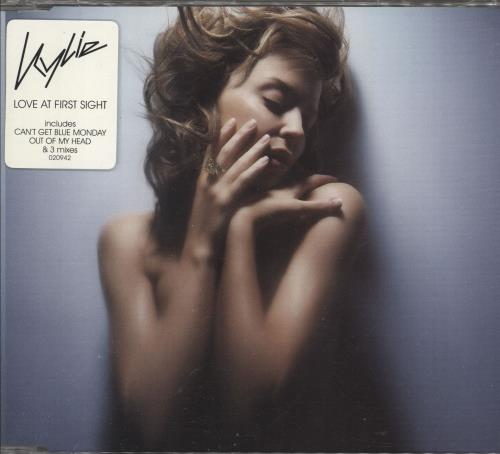 "Kylie Minogue Love At First Sight CD single (CD5 / 5"") Australian KYLC5LO216735"