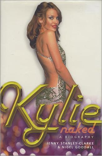 Kylie Minogue Naked UK Book (225195) 0091880963