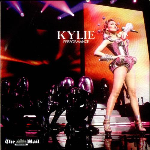 Kylie Minogue Performance CD album (CDLP) UK KYLCDPE520000