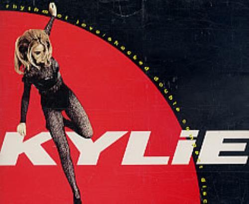 Kylie Minogue Rhythm Of Love + Shocked 2 CD album set (Double CD) Australian KYL2CRH02392