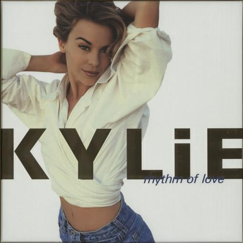 Kylie Minogue Rhythm Of Love box set UK KYLBXRH662809