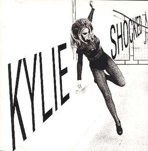 """Kylie Minogue Shocked - Includes 2 Picture Cards CD single (CD5 / 5"""") Japanese KYLC5SH02425"""