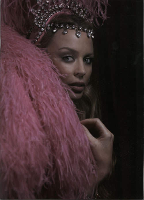 Kylie Minogue Showgirl The Greatest Hits Tour 2005 + Ticket Stub & Bag tour programme UK KYLTRSH544459