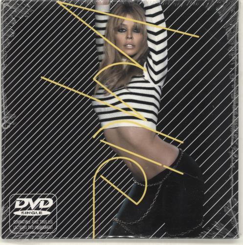 Kylie Minogue Slow - Sealed DVD Single French KYLDSSL269445