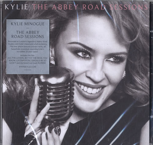 Kylie Minogue The Abbey Road Sessions CD album (CDLP) UK KYLCDTH605435