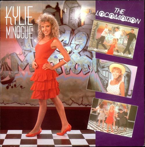 "Kylie Minogue The Locomotion - p/s 12"" vinyl single (12 inch record / Maxi-single) UK KYL12TH29246"