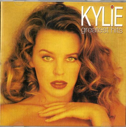 Kylie Minogue Greatest Hits CD album (CDLP) Australian KYLCDGR127881