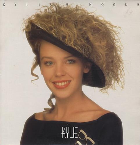 Kylie Minogue Kylie vinyl LP album (LP record) Australian KYLLPKY335031