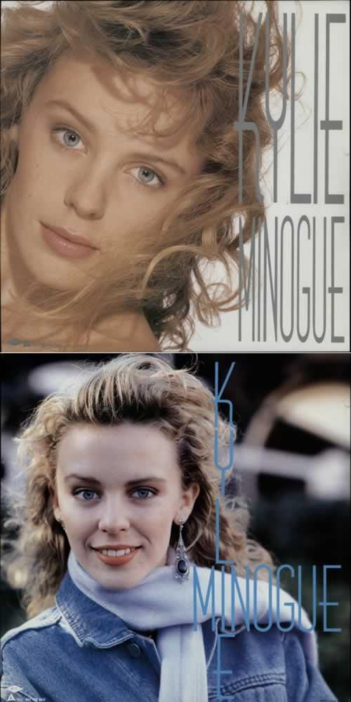 Kylie Minogue The Videos laserdisc / lazerdisc Japanese KYLLZTH176113