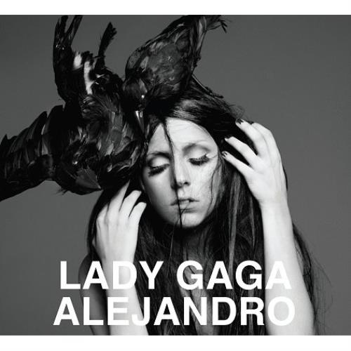 "Lady Gaga Alejandro CD single (CD5 / 5"") UK LGQC5AL510574"