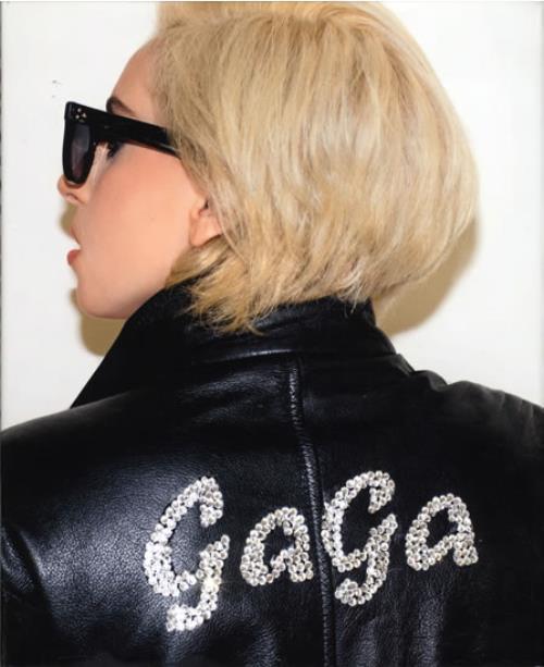 Lady Gaga Lady Gaga book UK LGQBKLA558268