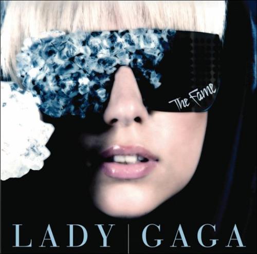 Lady Gaga The Fame CD album (CDLP) UK LGQCDTH465344
