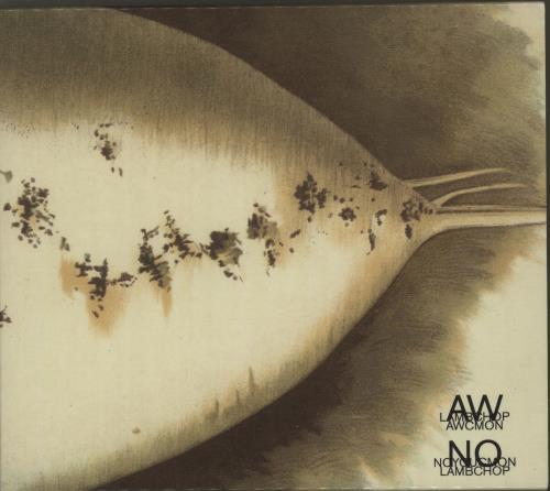 Lambchop Aw C'Mon / No You C'Mon 2 CD album set (Double CD) UK LHM2CAW272667