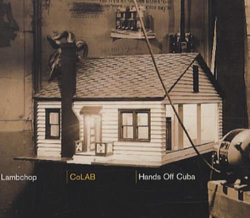 "Lambchop Colab CD single (CD5 / 5"") UK LHMC5CO338671"