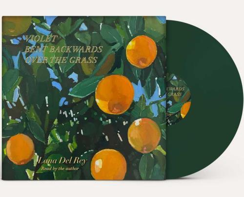 Lana Del Rey Violet Bent Backwards Over The Grass - Green Vinyl - Sealed vinyl LP album (LP record) UK L3XLPVI753487