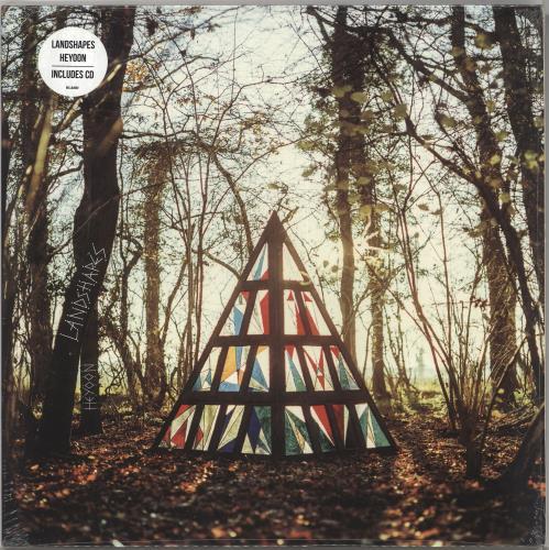 Landshapes Heyoon + Bonus CD - Sealed vinyl LP album (LP record) UK L65LPHE727551