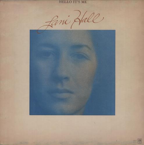 Lani Hall Hello It's Me vinyl LP album (LP record) UK L7PLPHE616292