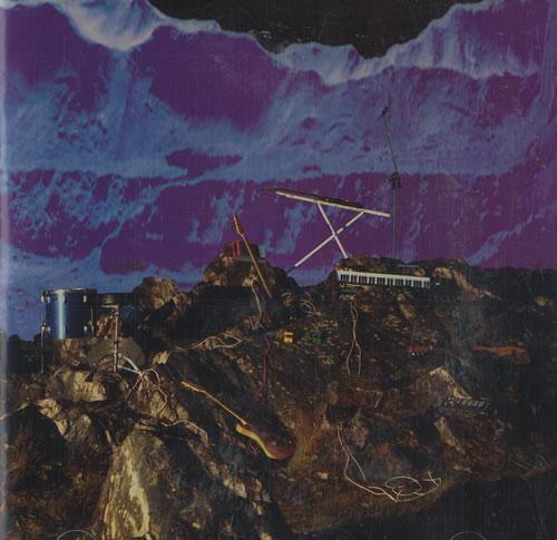 Late Of The Pier Fantasy Black Channel CD album (CDLP) US LPICDFA475225