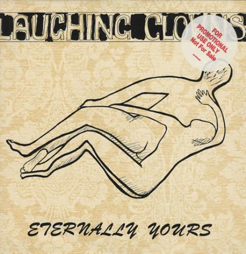 "Laughing Clowns Eternally Yours 12"" vinyl single (12 inch record / Maxi-single) Australian LB812ET361212"