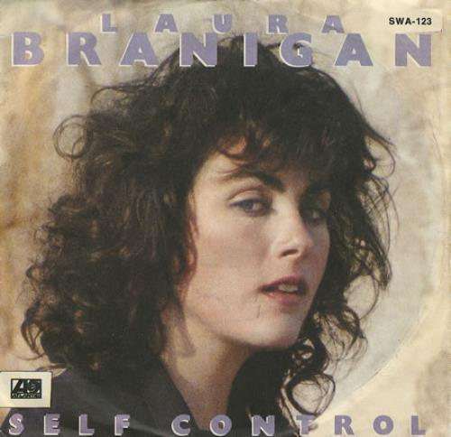 "Laura Branigan Auto Control - Self Control 7"" vinyl single (7 inch record) Mexican BRA07AU248632"