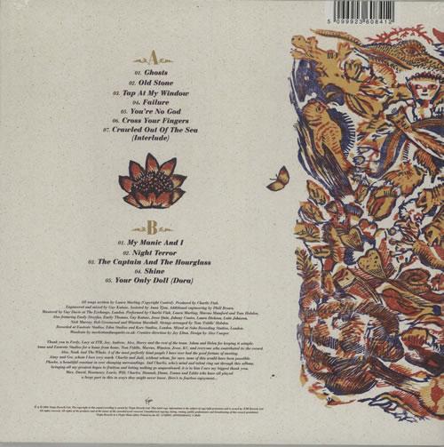 Laura Marling Alas I Cannot Swim + DVD - Sealed vinyl LP album (LP record) UK LMLLPAL457102