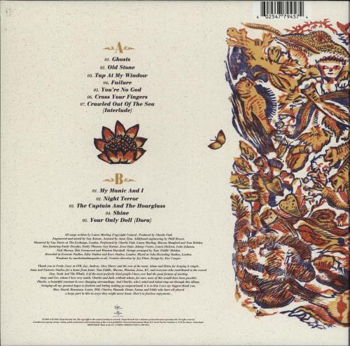 Laura Marling Alas I Cannot Swim - 180gm vinyl LP album (LP record) Dutch LMLLPAL756476