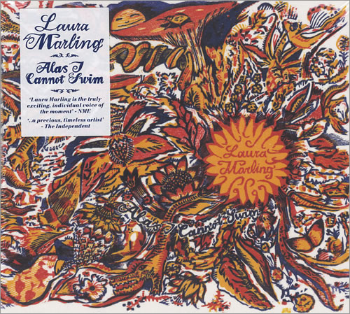 Laura Marling Alas I Cannot Swim CD album (CDLP) UK LMLCDAL425521