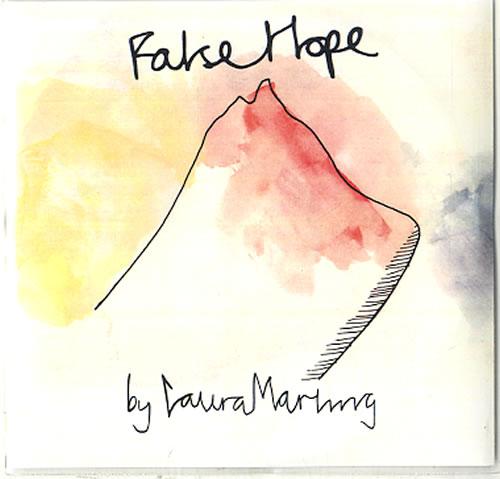 Laura Marling False Hope CD-R acetate UK LMLCRFA633408