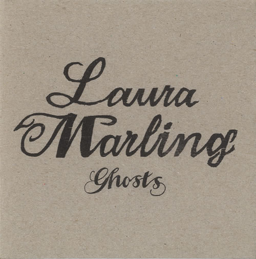 "Laura Marling Ghosts CD single (CD5 / 5"") UK LMLC5GH584867"