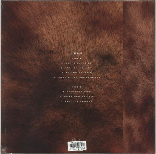 Laura Marling Lump - Translucent Green Vinyl vinyl LP album (LP record) UK LMLLPLU697750