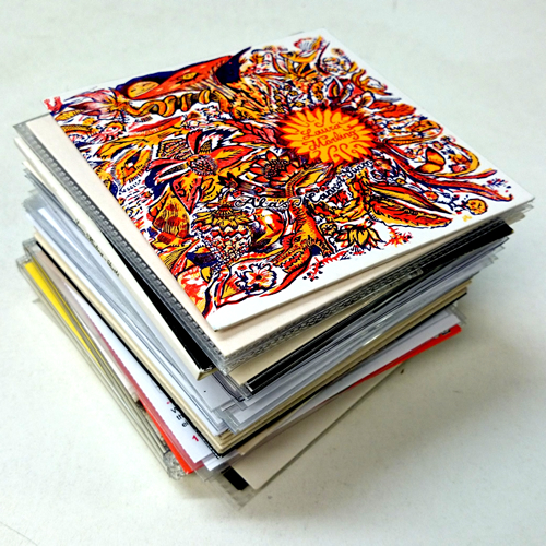 Laura Marling Promotional Bundle CD album (CDLP) UK LMLCDPR627558