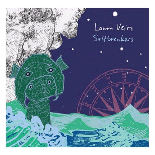Laura Veirs Saltbreakers CD album (CDLP) UK LVACDSA394885