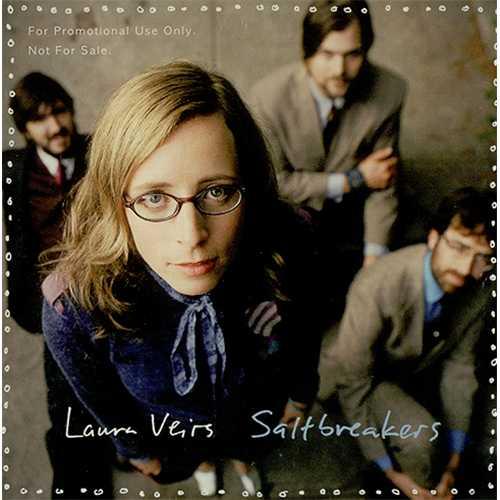 Laura Veirs Saltbreakers CD album (CDLP) US LVACDSA407391
