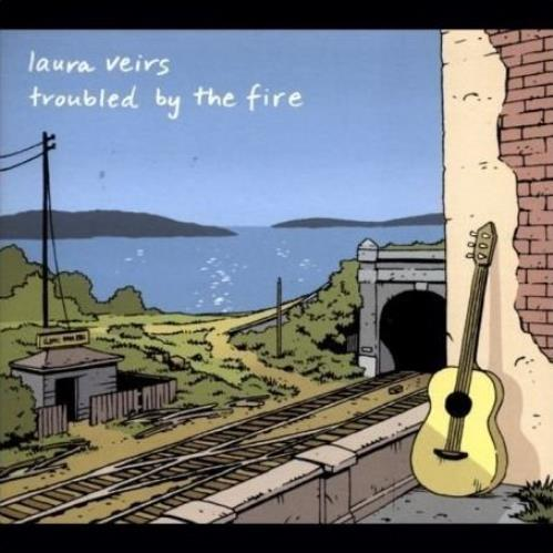 Laura Veirs Troubled By Fire CD album (CDLP) UK LVACDTR501363