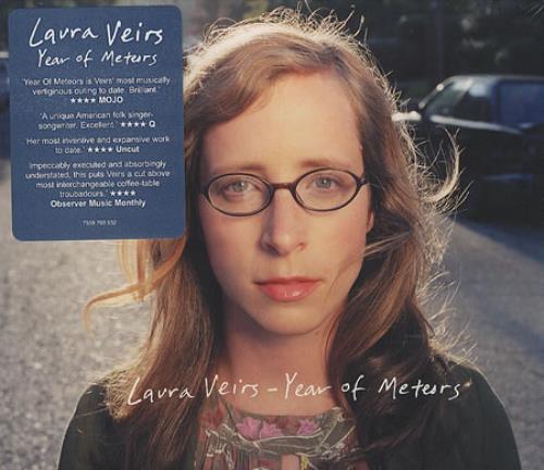 Laura Veirs Year Of Meteors CD album (CDLP) UK LVACDYE333826
