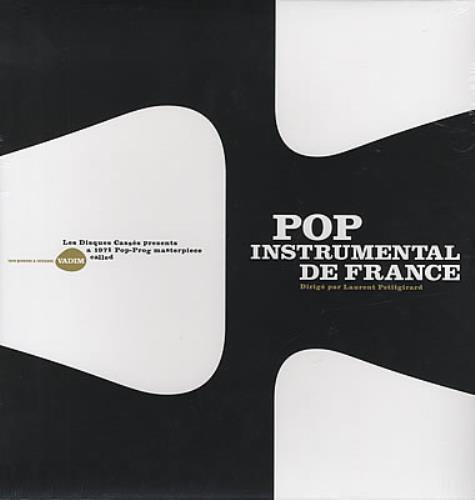 Laurent Petitgirard Pop Instrumental De France vinyl LP album (LP record) French LPALPPO377630