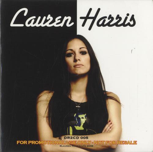 Lauren Harris Calm Before The Storm CD album (CDLP) US LX8CDCA511536