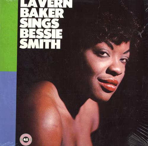 LaVern Baker Sings Bessie Smith vinyl LP album (LP record) US LVKLPSI560532