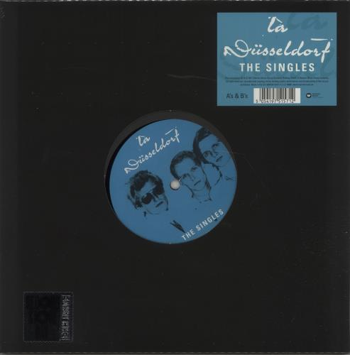 "La Dusseldorf The Singles - RSD17 - Sealed 10"" vinyl single (10"" record) UK LDU10TH671635"