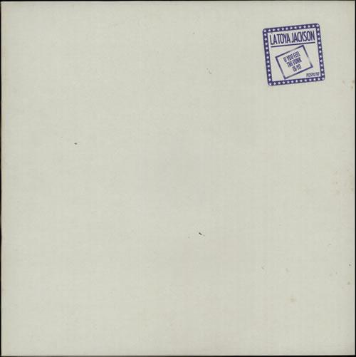"La Toya Jackson If You Feel The Funk 12"" vinyl single (12 inch record / Maxi-single) UK TOY12IF633334"