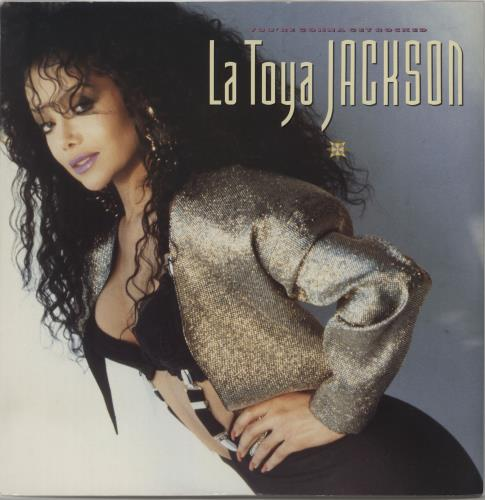 "La Toya Jackson You're Gonna Get Rocked (Extended Version) 12"" vinyl single (12 inch record / Maxi-single) UK TOY12YO665282"