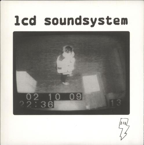 "LCD Soundsystem Give It Up 7"" vinyl single (7 inch record) US CDS07GI724986"