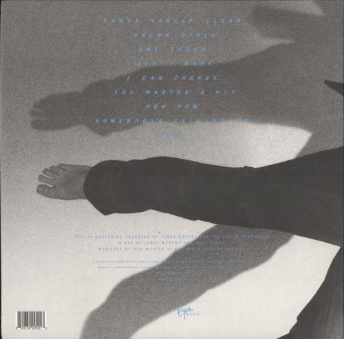 LCD Soundsystem This Is Happening 2-LP vinyl record set (Double Album) US CDS2LTH724969