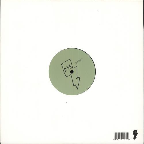 "LCD Soundsystem Yr City's A Sucker 12"" vinyl single (12 inch record / Maxi-single) US CDS12YR724979"