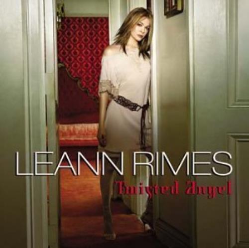 Leann Rimes Twisted Angel CD album (CDLP) UK LRICDTW223060