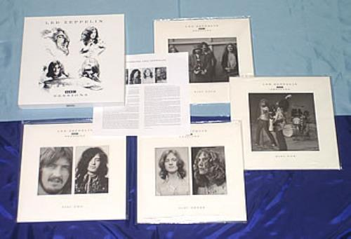 led zeppelin bbc sessions us box set 288523. Black Bedroom Furniture Sets. Home Design Ideas